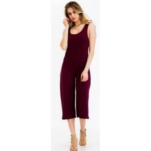 Pants - Super Cute wide leg Jumpsuit
